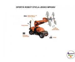 Robot montaj sticla Jekko